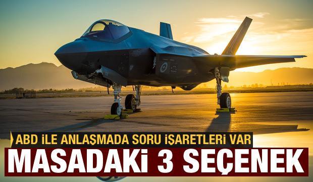 ABD ile F-35 görüşmeleri: Roma zirvesinden nasıl bir sonuç çıkacak?