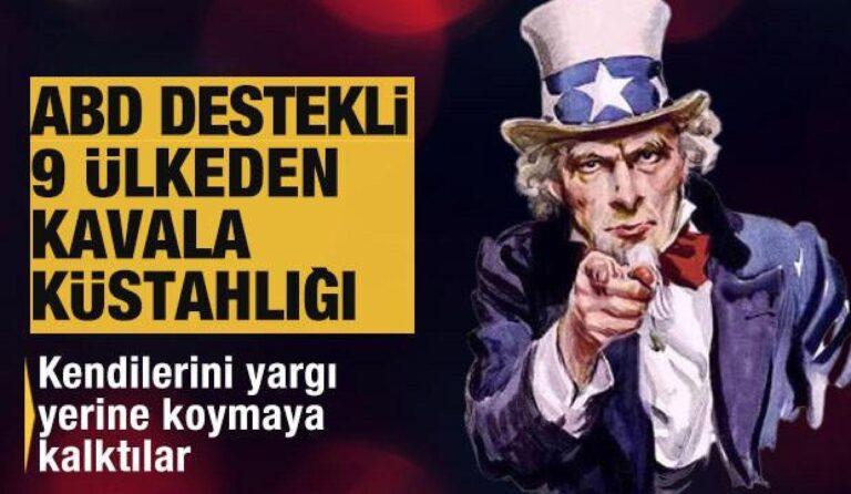 ABD ve 9 ülkeden küstah paylaşım: Kavala için tahliye istediler