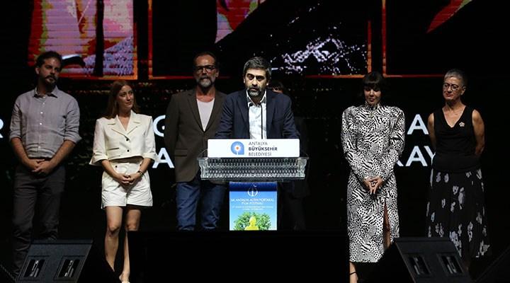 Antalya'da 58. Altın Portakal Film Festivali heyecanı başladı