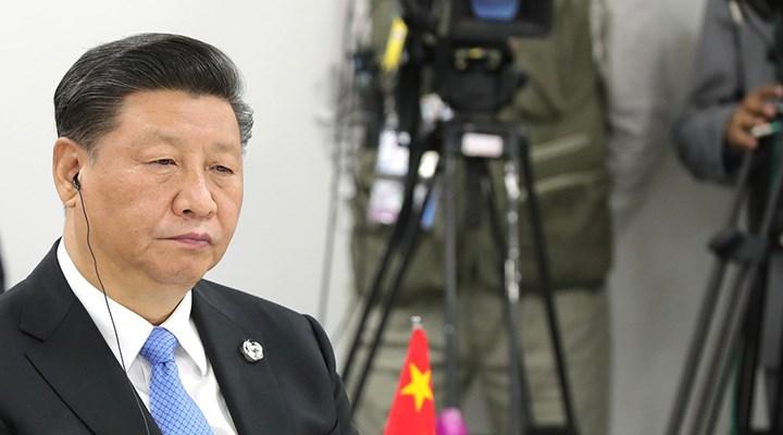 """Çin Devlet Başkanı Şi'den Tayvan'a """"barışçı yollarla birleşme"""" çağrısı"""