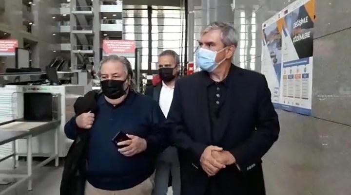 Ebubekir Sifil'in dava açtığı Yılmaz Özdil, hakim karşısına çıktı