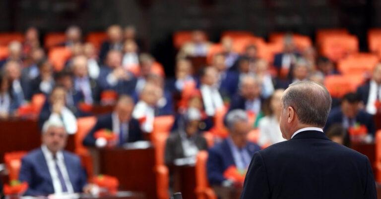 Erdoğan'dan Muhalefete Çağrı; Anayasa Teklifinizi...