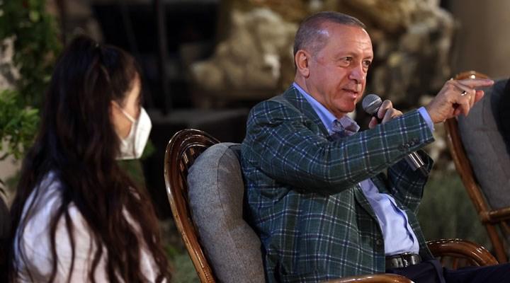 Erdoğan'ın iddiası: Yurt sorunu diye bir şey söz konusu değil