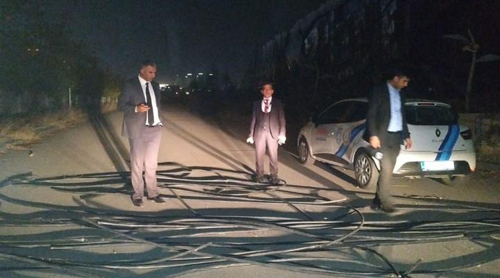 Göz göre göre çürüyen Ankapark'ta hırsızlık girişimi