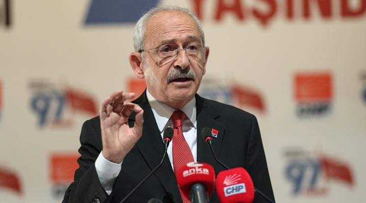 Kılıçdaroğlu'ndan Erdoğan'a 'kış fonu' çağrısı: Beşli çetenin sildiğin vergilerini al