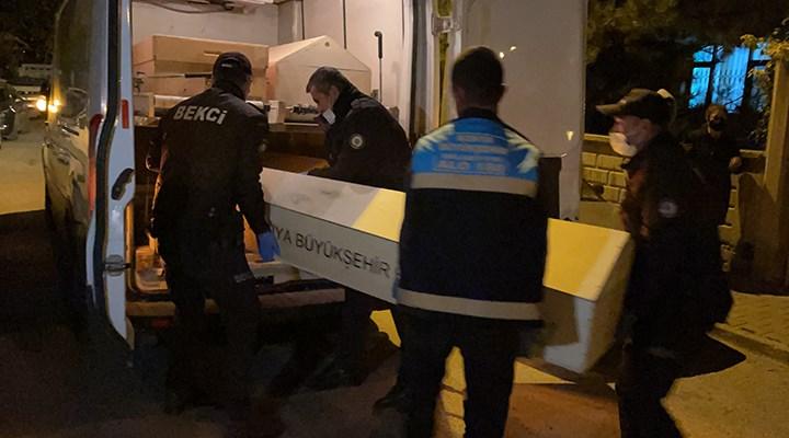 Konya'da bir erkek, evli olduğu kadını öldürüp teslim oldu