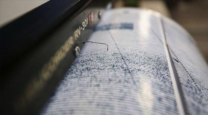 Kozan'da 3.3 büyüklüğünde deprem