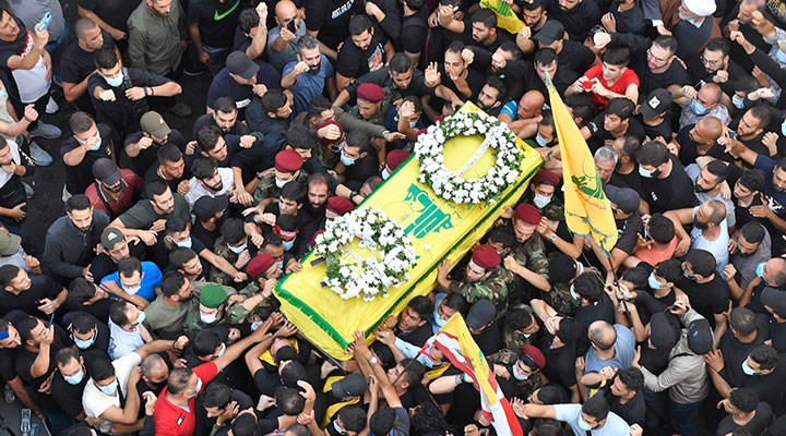 Lübnan'da iç savaş uyarısı