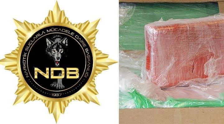 Narkotik'ten Kolombiya'dan Türkiye'ye gönderileceği iddia edilen kokainle ilgili açıklama