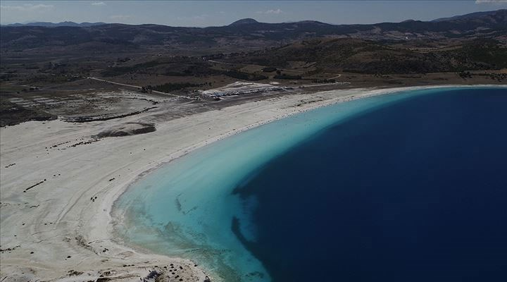 NASA'dan yeni Salda Gölü paylaşımı: Yaşamın sırrı burada olabilir