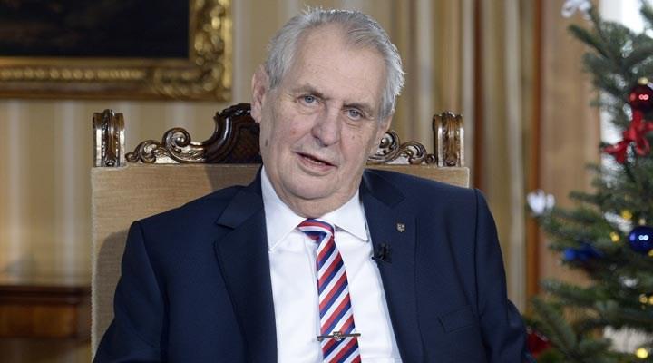 Seçimlerin yapıldığı Çekya'da, Devlet Başkanı Zeman hastaneye kaldırıldı: Durumu ciddi