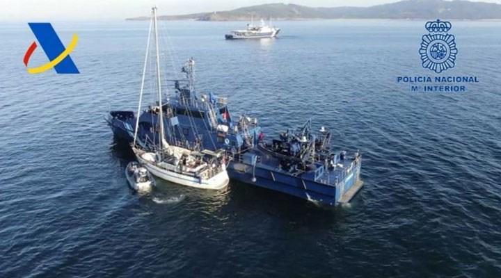 Türkiye kökenli Hollandalılar'dan oluşan çete, İspanya'da 3 ton kokainle yakalandı