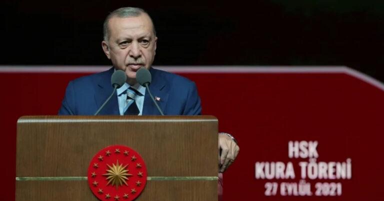 Ulaşımda Yeni Yol Haritası! Cumhurbaşkanı Erdoğan...