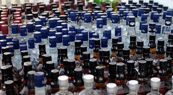 Yüksek vergiler sahte içkiye yöneltiyor
